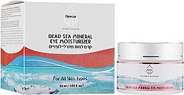 Духи, Парфюмерия, косметика Увлажняющий крем для век с минералами Мертвого моря - Finesse Mineral Eye Moisturizer