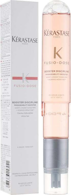 Бустер для контроля над непослушными волосами - Kerastase Fusio Dose Booster Discipline