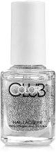 Духи, Парфюмерия, косметика Лак для ногтей - Color Club Neon Glitter Nail Lacquer