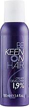 Духи, Парфюмерия, косметика Крем-окислитель 1,9% - Keen Cream Developer