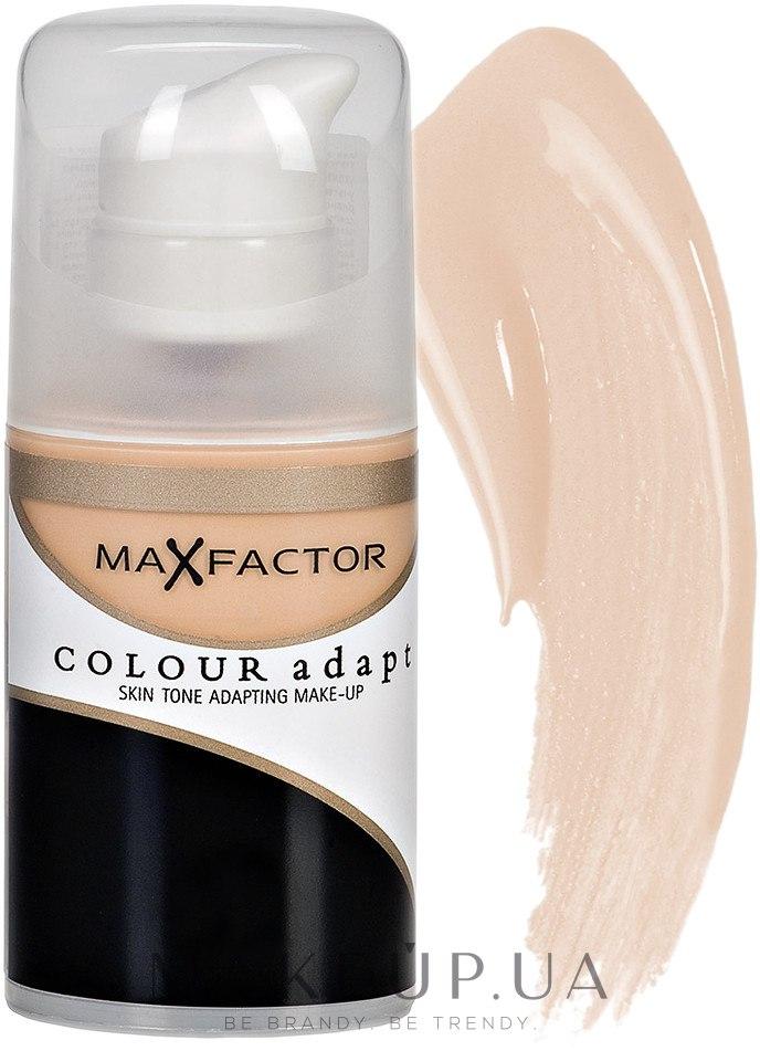 матирующий тональный крем от max factor