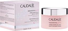 Духи, Парфюмерия, косметика Ночной моделирующий крем - Caudalie Resveratrol Lift Night Infusion Cream