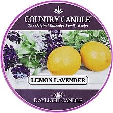 Духи, Парфюмерия, косметика Ароматическая свеча в банке - Country Candle Lemon Lavender
