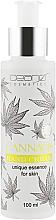 "Духи, Парфюмерия, косметика Защитный крем для рук ""Каннабис"" - Code Of Beauty Cannabis Hand Cream"