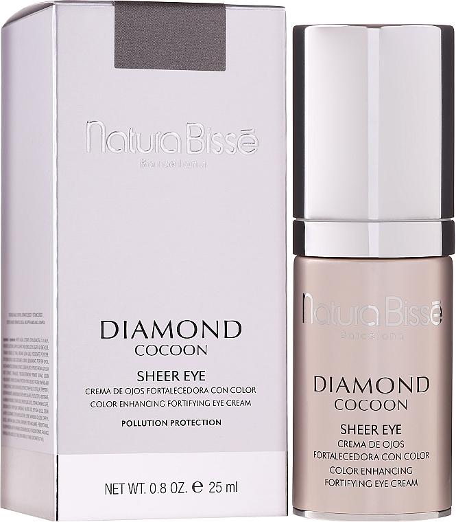 Крем для области вокруг глаз - Natura Bisse Diamond Cocoon Sheer Eye