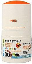 Духи, Парфюмерия, косметика Шариковое средство для загара для детей - Kolastyna Suncare for Kids Roll-on SPF 30