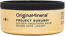 Духи, Парфюмерия, косметика Разглаживающий бальзам для волос - Original & Mineral Project Sukuroi Gold Smoothing Balm
