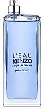 Духи, Парфюмерия, косметика Kenzo L'Eau Kenzo Pour Homme - Туалетная вода (тестер без крышечки)