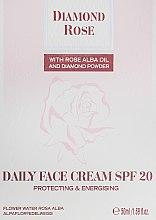 Духи, Парфюмерия, косметика Дневной крем для лица - BioFresh Diamond Rose Daily Face Cream SPF20