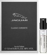 Духи, Парфюмерия, косметика Jaguar Classic Chromite - Туалетная вода (пробник)