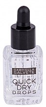 Парфумерія, косметика Засіб для догляду за нігтями - Gabriella Salvete Nail Care Quick Dry Drops