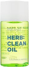 Духи, Парфюмерия, косметика Гидрофильное масло с экстрактом трав - Manyo Factory Herb Green Cleansing Oil (мини)