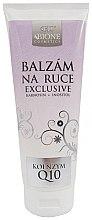 Духи, Парфюмерия, косметика Бальзам для рук - Bione Cosmetics Exclusive Organic Hand Ointment With Q10