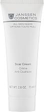 Крем проти рубцевих змін шкіри - Janssen Cosmetics Retexturising Scar Cream — фото N1