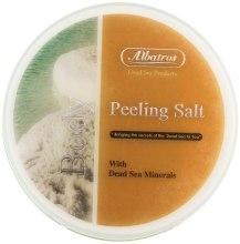 Духи, Парфюмерия, косметика Солевой скраб-паста для тела с ароматом яблока - Albatros Body Peeling Salt