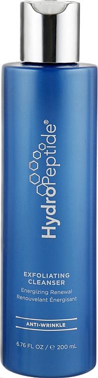 Очищающее отшелушивающее средство - HydroPeptide Exfoliating Cleanser