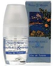 Духи, Парфюмерия, косметика Frais Monde White Musk And Grapefruit - Туалетная вода