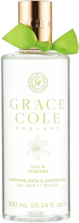 """Гель-пена для душа """"Лилия и Вербена"""" - Grace Cole Lily & Verbena Bath & Shower Gel"""