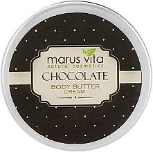 "Крем-масло для тела ""Шоколад"" - Marus Vita Body Cream — фото N1"