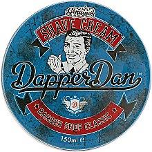 Духи, Парфюмерия, косметика Крем для бритья - Dapper Dan Classic Shave Cream