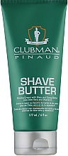 Духи, Парфюмерия, косметика Масло для бритья - Clubman Pinuad Shave Butter