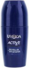 Духи, Парфюмерия, косметика Роликовый дезодорант - Uroda Active 90 For Men