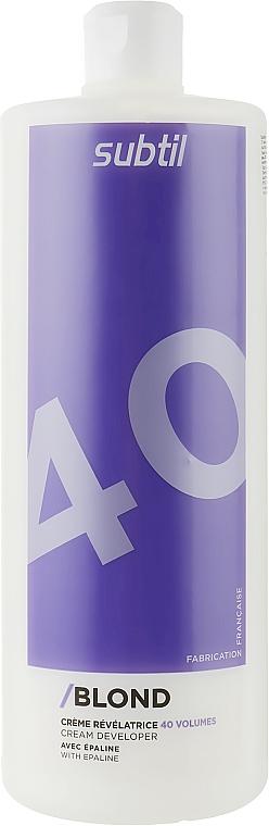 Окислитель с приятным запахом 12% - Laboratoire Ducastel Subtil Blond