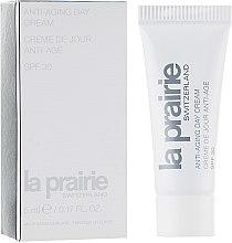 Духи, Парфюмерия, косметика Защитный крем с клеточным комплексом - La Prairie Anti-Aging Day Cream SPF 30 (мини)