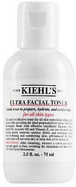 Увлажняющий тоник - Kiehl`s Ultra Facial Toner