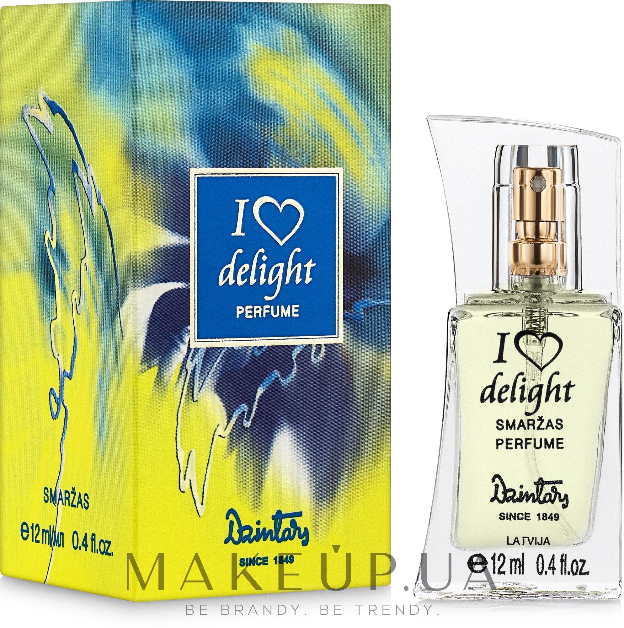 Dzintars I love Delight - Духи — фото 12ml