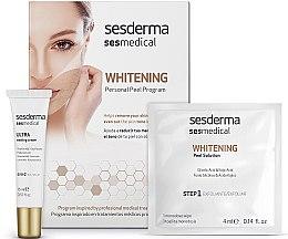 Духи, Парфюмерия, косметика Персональная депигментирующая программа - Sesderma Sesmedical Whitening Personal Peel Program