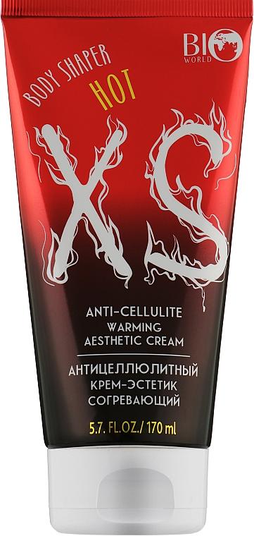 Антицеллюлитный крем-эстетик согревающий - Bio World Anti-cellulite Warming Aesthetic Cream