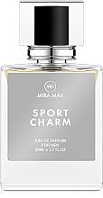 Духи, Парфюмерия, косметика Mira Max Sport Charm - Парфюмированная вода