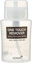 Духи, Парфюмерия, косметика Бутылочка с помпой для жидкости - Konad One Touch Remover Bottle (пустая)