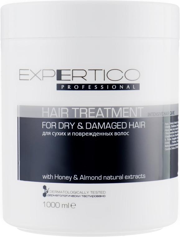 """Маска """"Интенсивный уход"""" для сухих и поврежденных волос - Tico Professional Expertico Mask For Dry Damaged Hair"""