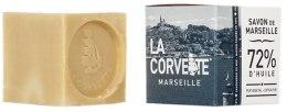 Духи, Парфюмерия, косметика Традиционное Марсельское мыло в коробке - La Corvette Soap