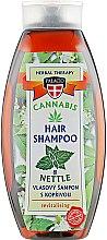 Духи, Парфюмерия, косметика Шампунь для волос c экстрактом масла конопли и крапивы - Palacio Cannabis Nettle Shampoo