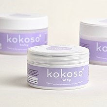 Детское кокосовое масло - Kokoso Baby Skincare Coconut Oil — фото N7