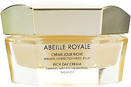 Духи, Парфюмерия, косметика Насыщенный дневной крем - Guerlain Abeille Royale Rich Day Cream (тестер)
