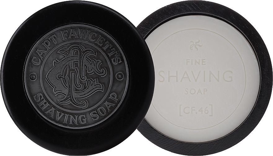 Роскошное мыло для бритья - Captain Fawcett Shaving Soap