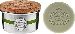 """Духи, Парфюмерия, косметика Натуральное мыло """"Эвкалипт"""" - Essencias De Portugal Tradition Aluminum Jewel-Keeper Eucaliptus"""