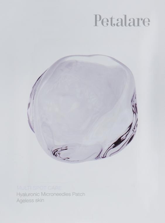 Нано-патч для лица - Petalare Multy Spot