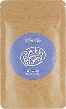 Духи, Парфюмерия, косметика Кофейный скраб «Корица» - BodyBoom Coffee Scrub Cinnamon