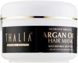 Духи, Парфюмерия, косметика Питательная маска для волос маслом арганы - Thalia Anti Hair Loss Mask
