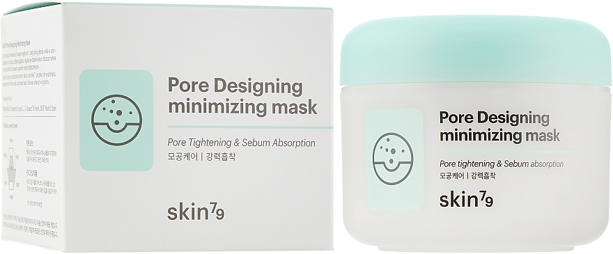 Маска для сужения пор - Skin79 Pore Designing Minimizing Mask