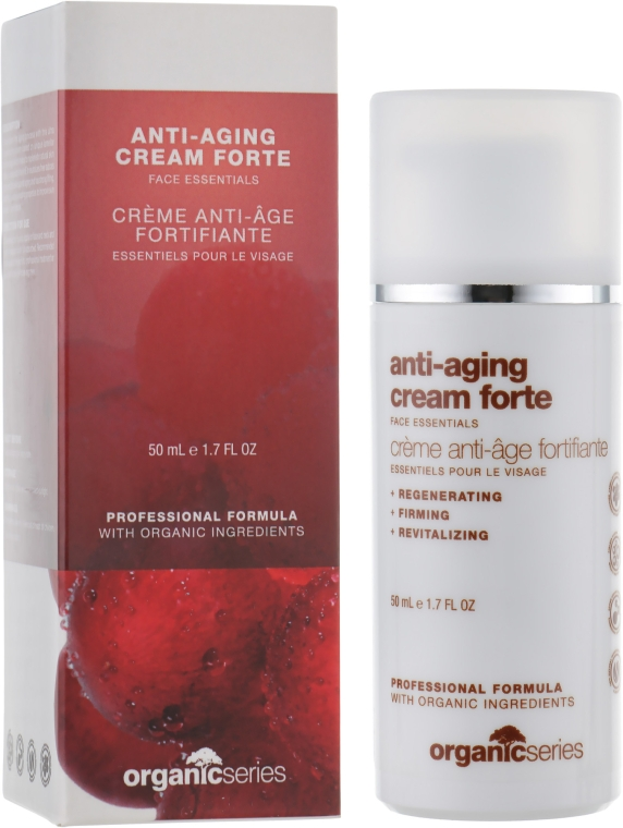 Антивозрастной крем - Organic Series Anti-Aging Cream Forte