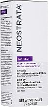Духи, Парфюмерия, косметика Разглаживающий пилинг для лица - Neostrata Correct Glycolic Microdermabrasion Polish