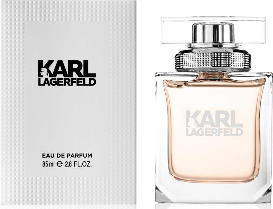 Karl Lagerfeld Karl Lagerfeld for Her - Парфюмированная вода (тестер без крышечки)