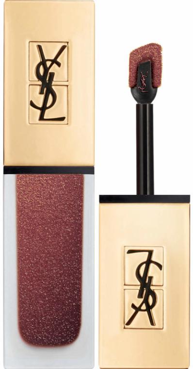Помада для губ - Yves Saint Laurent Tatouage Couture Metallics