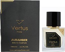 Духи, Парфюмерия, косметика Vertus Auramber - Парфюмированная вода (тестер с крышечкой)